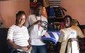 Yei women engage in creative activities to improve livelihoods, heal trauma