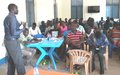 Young people pledge to work for peace in Western Lakes area
