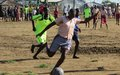 Youth in Eastern Equatoria celebrate peace through sport