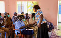 UNPOL holds day-long workshop to build capacities among local women police officers in Warrap