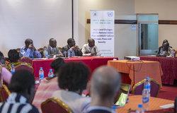 Workshop addressing Gender Based Violence