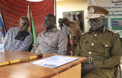 South Sudan UNMISS DSRSG Minister of Interior juvenile reformatory centre rule of law protection of civilians Juba