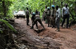 unmiss south sudan western equatoria state tambura press release protection of civilians patrolling enable humanitarian action