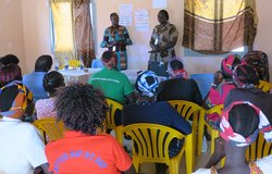 unmiss south sudan nimule women revitalized peace agreement rights political representation