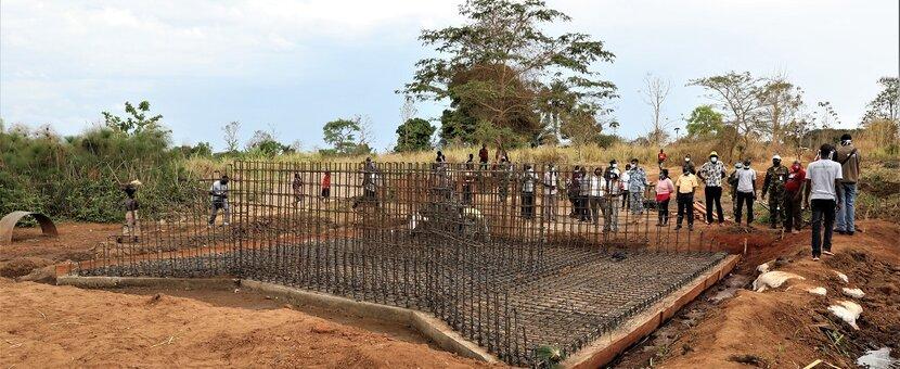 unmiss south sudan road rehabilitation western equatoria state mundri yambio access markets trade school education