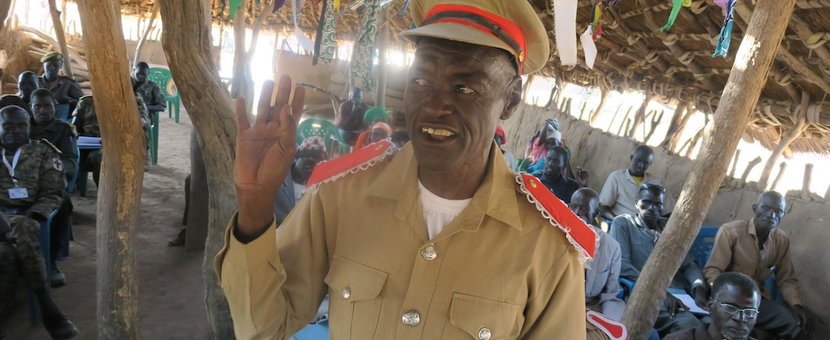 unmiss south sudan aweil pantit cantonment site peaceful coexistence