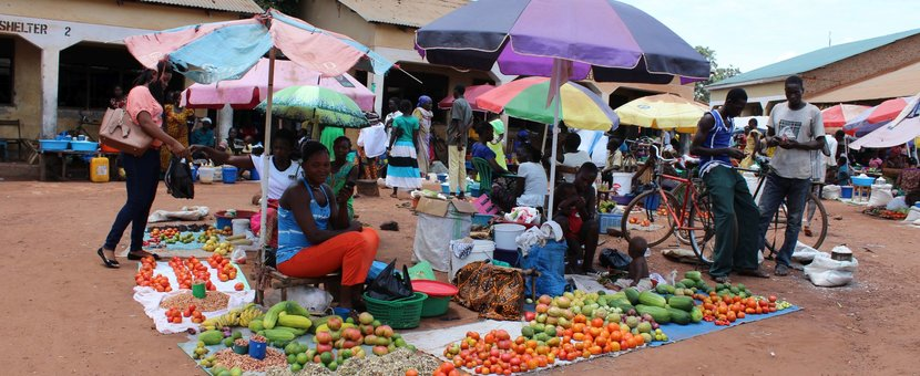 Economic Recovery in Yambio Stalled by War, Weather and Tax