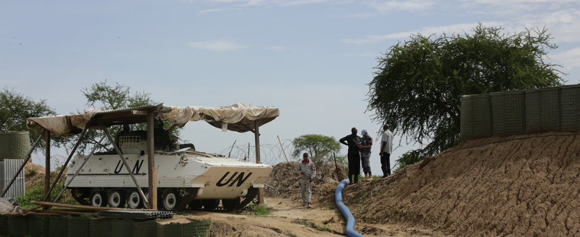 unmiss protection of civilians south sudan 22 may 2018