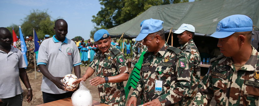 UNMISS Protection of Civilian (PoC) sites Update No. 242 - 22 July 2019
