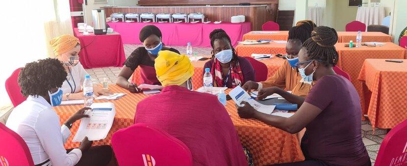 UNMISS protection of civilians Women Peace Security WPS peacekeepers South Sudan peacekeeping gender