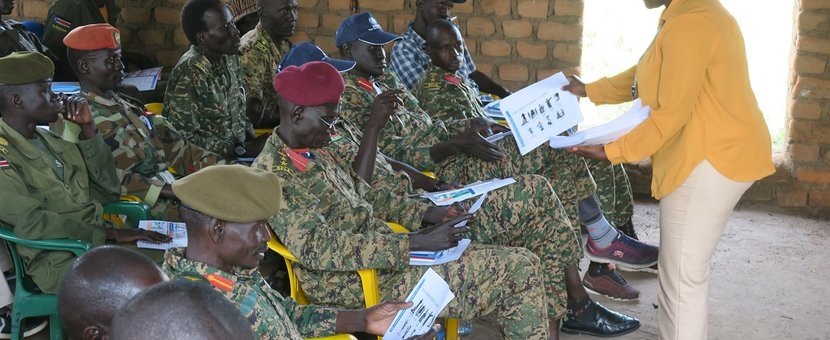 unmiss south sudan panyume opposition forces child protection child soldiers