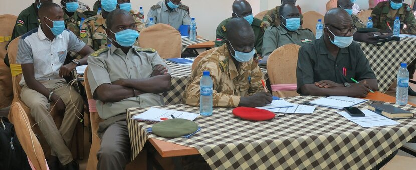 UNMISS protection of civilians uniformed personnel peacekeepers South Sudan peacekeeping human rights western equatoria