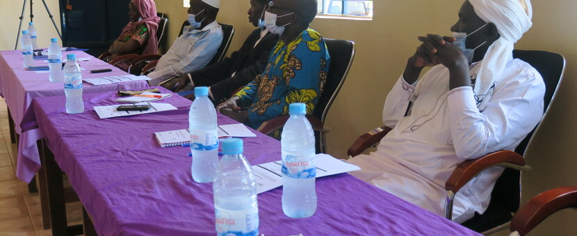 UNMISS protection of civilians human rights religious leaders Yambio peacekeepers South Sudan peacekeeping Western Equatoria