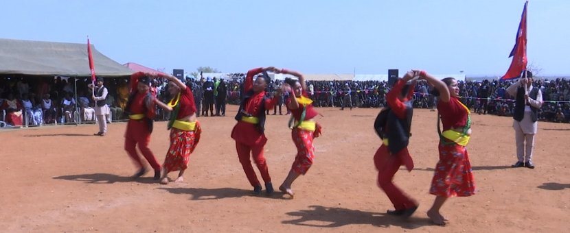protection of civilians unmiss south sudan juba cultural event returning home peace agreement