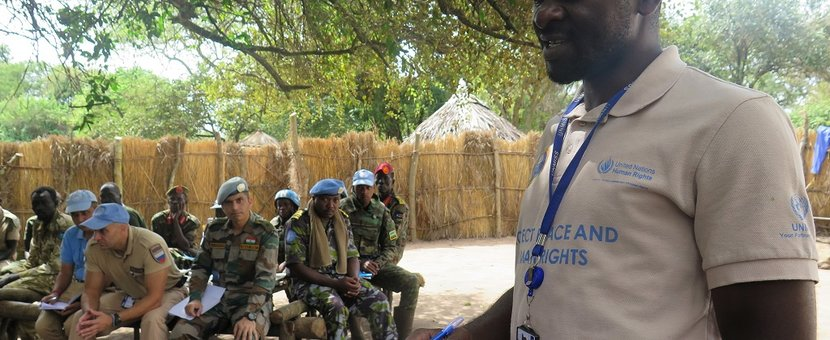 unmiss south sudan eastern equatoria human rights nyara cantonment site opposition forces