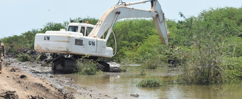 unmiss floods unity state bentiu pakistan peace security local communities rainy season south sudan peacekeepers united nations