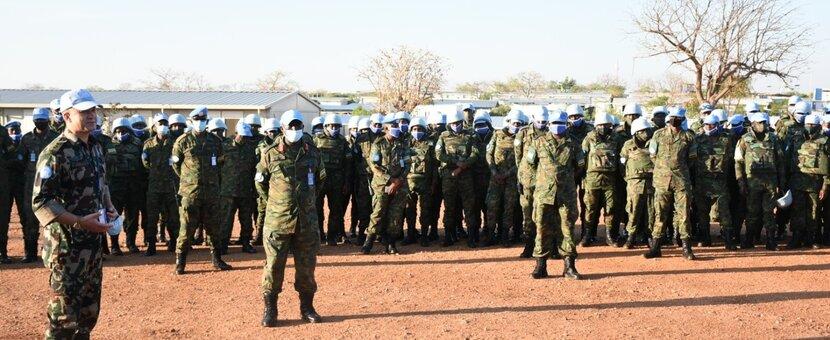 UNMISS MINUSCA A4P Rwanda Sri Lanka electoral support protection of civilians
