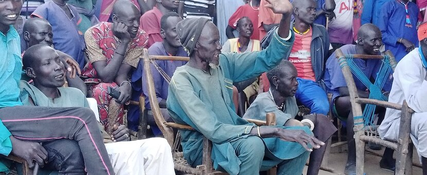 unmiss south sudan warrap tonj south cattle keepers farmers migration dry season intercommunal violence tensions